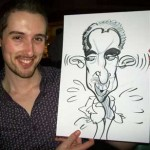 aldershot corporate caricatures