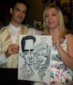 Rochester kent caricatures