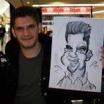World Duty Free Shop caricatures