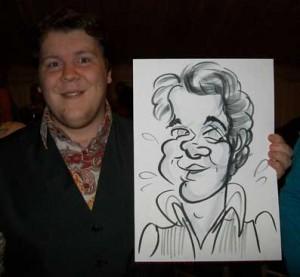 farnborough caricaturist