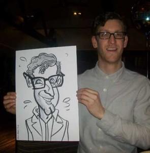 weymouth caricaturist