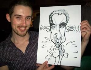 west sussex caricaturist