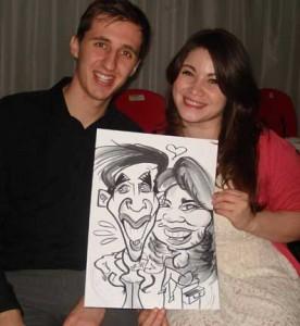 poole caricaturist