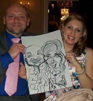 eastbourne caricaturist