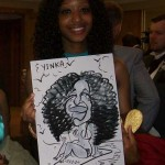 Turners Hill West Sussex caricatures