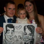 Southlodge Hotel Horsham caricatures