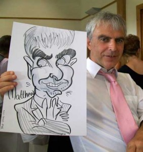 Punnetts Town East Sussex caricaturist