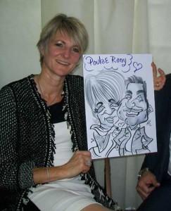 horsham caricatures
