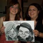 brighton caricatures