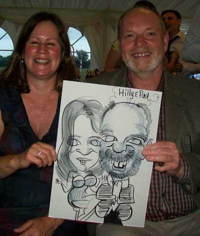 oxford caricaturist