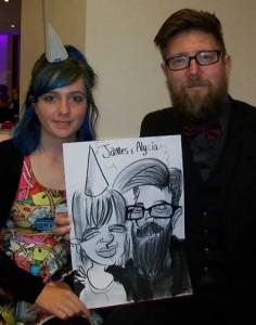 windsor caricaturist