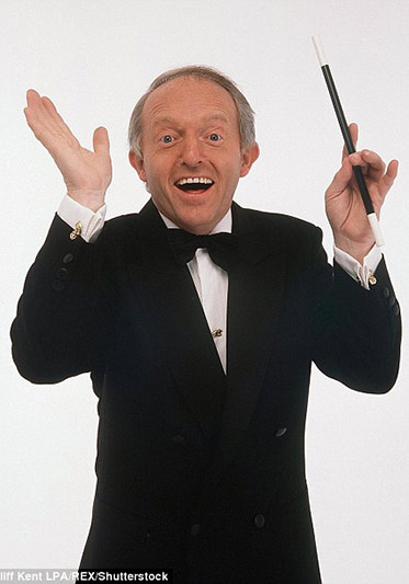 paul daniels and berkshire