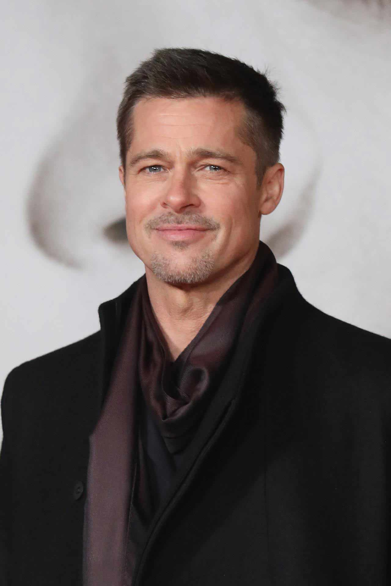 brad pitt at addington palace