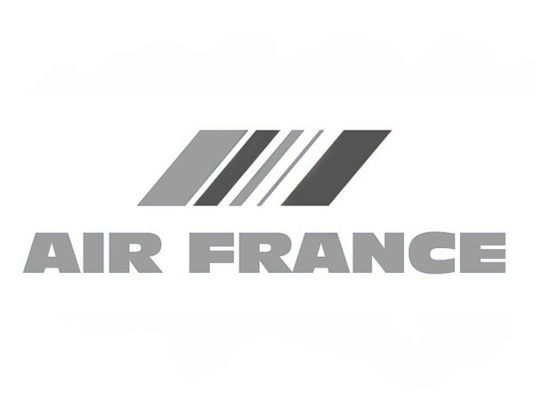 Air France logo. Staff Christmas Party