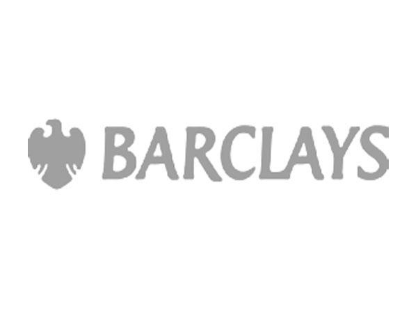 Barclays logo Caricature client