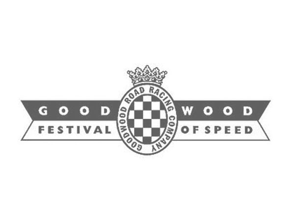 goodwood festival of speed logo caricature client