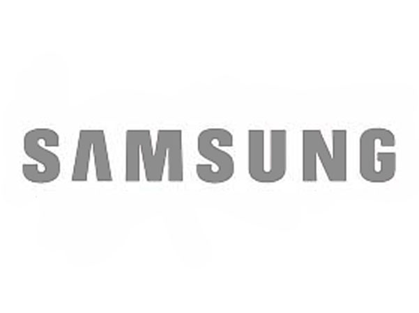 Samsung logo caricatures at galaxy mobile launches