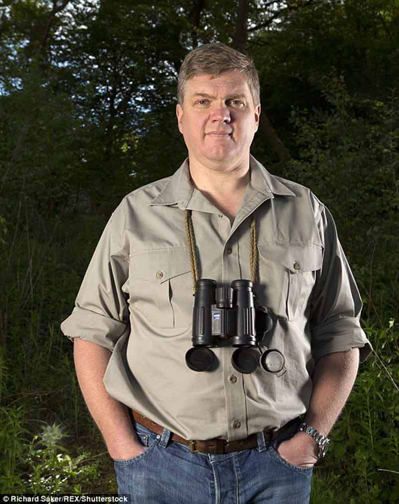 ray mears and bush craft
